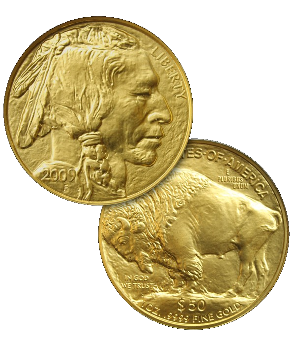 2009 buffalo gold coin